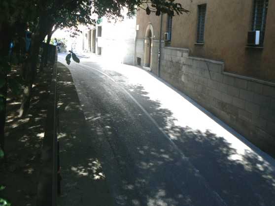 Most Of The Police Team Seem To Have Made It With Alacrity 7 Via Della Pergola On Day After